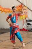 Kolumb azjata festiwal obrazy royalty free
