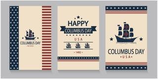 Kolumb dzień Zdjęcie Stock