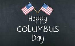Kolumb dzień Zdjęcia Stock