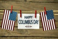 Kolumb dzień Zdjęcie Royalty Free