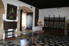 Kolumb żywy pokój Zdjęcie Stock