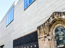 The Kolumba, the Cologne diocesan museum, one of the oldest in Germany Stock Images