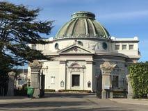 Kolumbarium i dom pogrzebowy San Fransisco, 2 obrazy royalty free