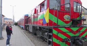 Kolumbia Cajica stacja wsiada teren zbiory