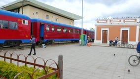 Kolumbia Cajica stacji teren zbiory wideo