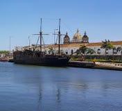 Kolumbianische schöne STADT Cartagena stockbilder