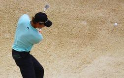 Kolumbianischer Golfspieler Camilo Villegas Stockfotos