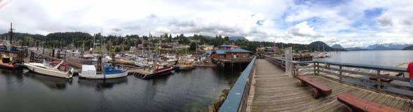 Kolumbianischer See lizenzfreie stockfotografie
