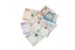 Kolumbianisches Geld Stockbilder