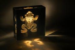 Kolumbianisches Gold lizenzfreie stockfotografie