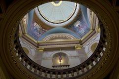 Kolumbiego Brytyjska parlamentu budynków wnętrza Obrazy Stock