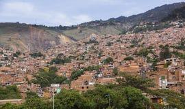 Kolumbien - Medellin, Antioquia - Skyline der Stadt Lizenzfreies Stockfoto