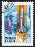 Kolumbien-Shuttle Stockbilder