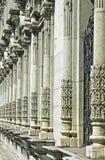 kolumn pałac prezydencki kamień Obrazy Royalty Free