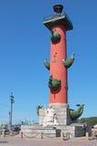 kolumna dziobowa Zdjęcie Stock