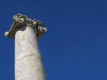 kolumna jonowych Zdjęcie Stock