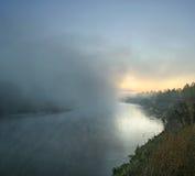 kolumna mgłowa Zdjęcia Stock