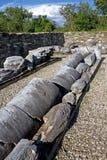 kolumna rzymska Zdjęcia Stock