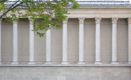 kolumnada zdjęcie stock