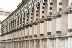 kolumnada zdjęcie royalty free