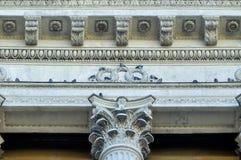 Kolumnada Kazan katedra w Petersburg, Rosja obrazy royalty free