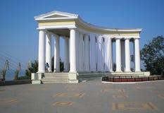 Kolumnada Vorontsov pałac zdjęcie stock