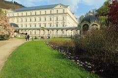 Kolumnada w Karlovy Zmienia obrazy royalty free