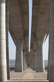 kolumnady bridżowa autostrada obraz royalty free
