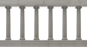 Kolumny ilustracja wektor