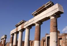 kolumny forum Fotografia Stock