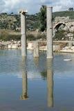 kolumny rzymskie Zdjęcia Royalty Free