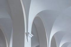 Kolumny stary budynek Obrazy Stock