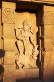 Kolumny w pałac - Agra fort Zdjęcie Stock