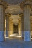 Kolumny w parku Obraz Stock