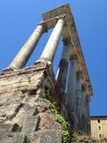 Kolumny w Rzym Obrazy Stock