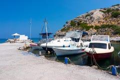 Kolymbia Rhodes Greece Stock Photos