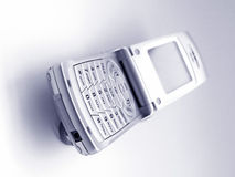 komórka pełna telefon Fotografia Royalty Free