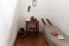 Komórka przy port arthur więźnia Dziejową ugodą, Tasmania, Australia zdjęcie royalty free