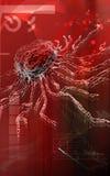komórka trzon royalty ilustracja