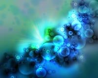 komórka wszechświat Obraz Royalty Free