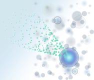 Komórki grafika Zdjęcie Stock
