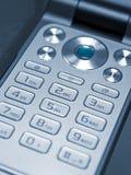komórki klawiatury telefon Zdjęcia Royalty Free