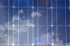 komórki słoneczne Fotografia Stock