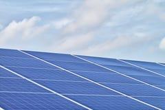 komórki słoneczne zdjęcia royalty free