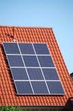 komórki słoneczne Obraz Stock