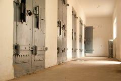 komórki więźniarskie Fotografia Stock