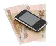 komórkowy telefon Zdjęcie Stock