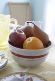 Kom Fruit Royalty-vrije Stock Foto
