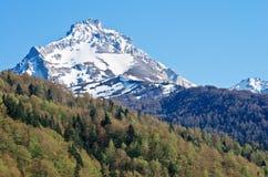 Kom Mountain Royalty Free Stock Image