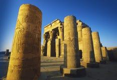 Kom Ombo, Egitto fotografia stock libera da diritti